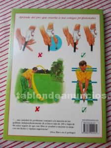 Defectos y correcciones golf - david leadbetter 4 ed.
