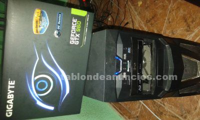 Torre pc intel i3 4150 haswell