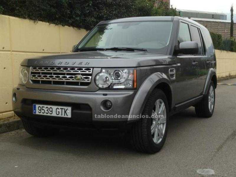 Land rover discovery 3.0tdv6 se