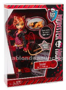 Muñeca monster high toralei