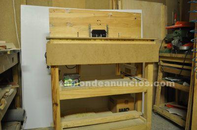 Fresdora virutex con mueble