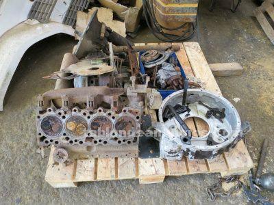 Motor cummins 4t - 390, para piezas