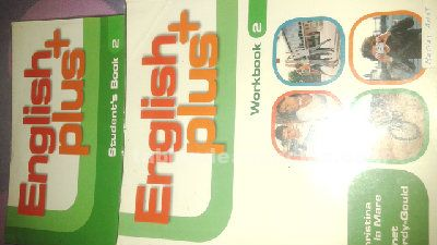English plus 2 student's and workbook