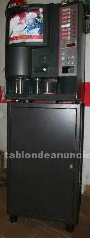 Maquina de cafe vending saeco dap 7 plus