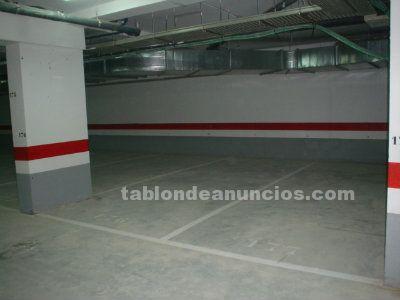 Plaza de garaje en avenida juan carlos i, 16