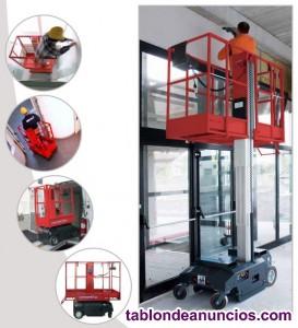 Plataformas elevadoras eléctricas de ocasion