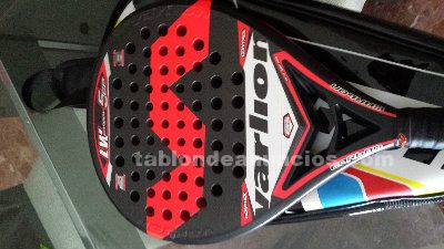 Vendo pala varlion l.w. Carbon 5 gp red