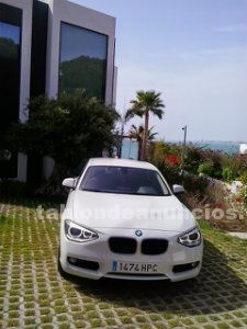 Bmw 116 efficient dynamics edition