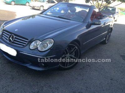 Mercedes-benz-clk 55 amg
