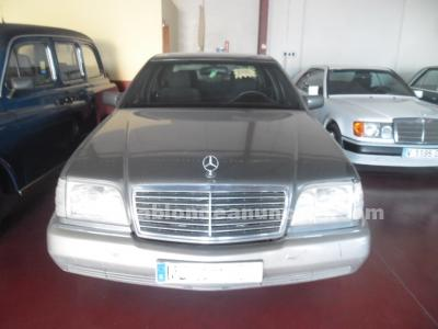 Mercedes-benz-s 320