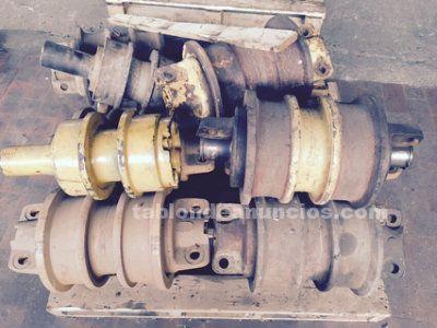 Rodillos para bulldozer komatsu d355-3