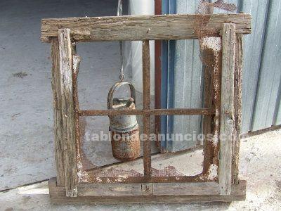Cuadro - ventana antigua