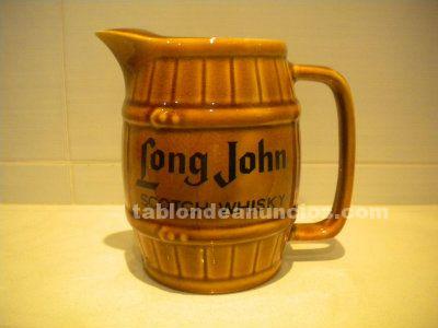 Jarra de Whisky Long John