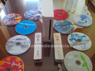 Wii en perfecto estado