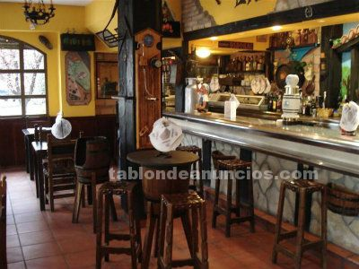 Traspaso bar madrid capital