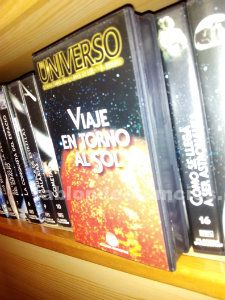 Video enciclopedia universo - 34 video cassettes vhs