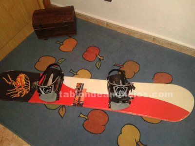 Se vende tabla de snow