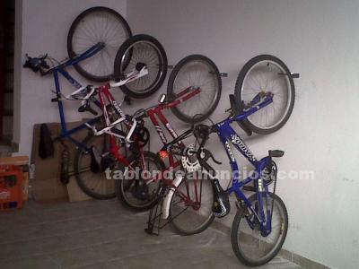 Local privado/familiar para bicis