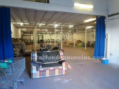 Alquiler magn�fica nave pol�gono san luis