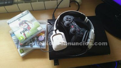 VENDO PS3 500 GB SUPER SLIM