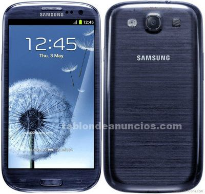 Samsung s3 original perfecto 16 gb