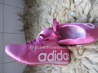Adidas rosa del 37