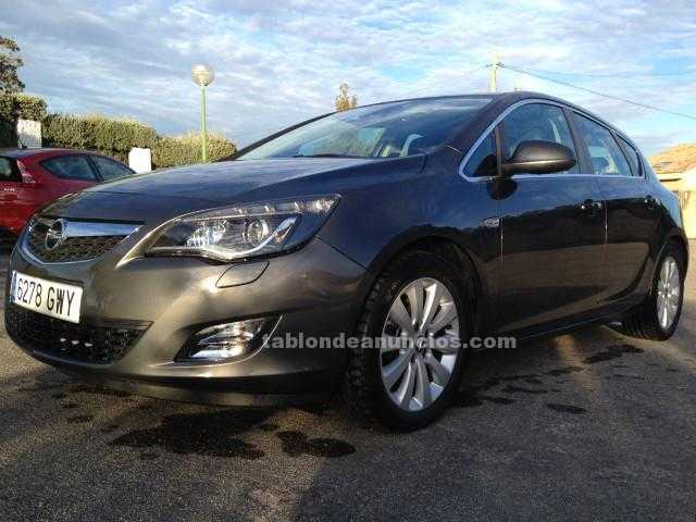 OPEL ASTRA 1.6 T COSMO AUT. 180 CV