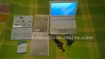 Postatil netbook acer aspire one precio negociable