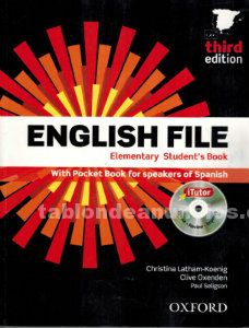 English file elementary third edition