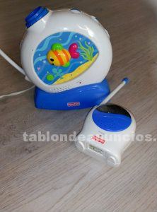 PROYECTOR COMUNICADOR FISHER PRICE