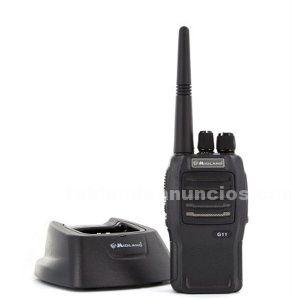 Emisora walkie talkie MIDLAND G11-V PMR 446