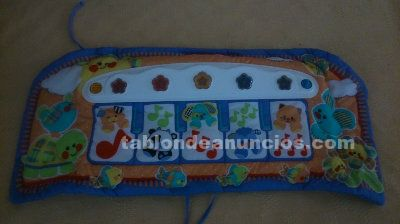 Piano pataditas fisher-price