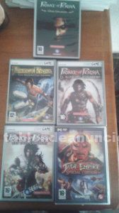 Colecci�n completa prince of persia