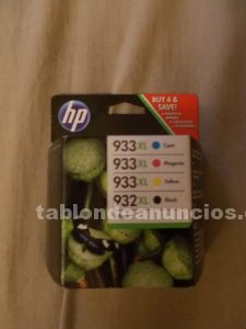 Pack cartuchos 933xl-932xl | impresora hp officejet 6600 (y compatibles)