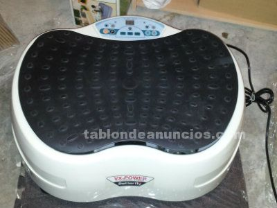 Plataforma vibratoria vx-power dom�stica.