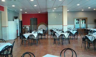 Bar - restaurante en polígono industrial en l'alcudia