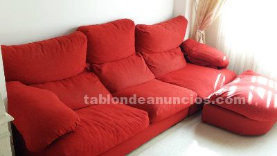 Tabl n de anuncios com sofa con chaisselong con fotos for Muebles ordizia