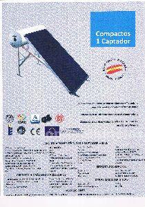 Equipo solar font- 200  litros
