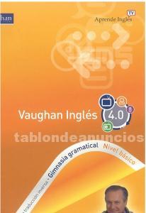 Libros y cursos de inglés, francés y alemán