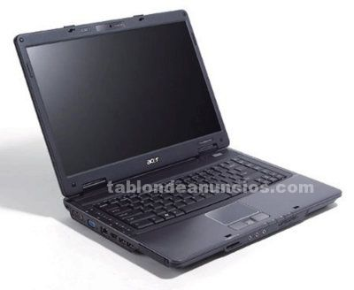 Acer travelmate 6593 core 2 duo p8600 2x 2, 4 ghz
