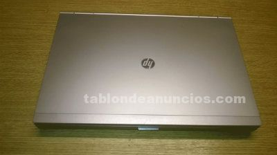 Hp elitebook 8460p intel core i5-2520m 2x 2. 5mhz  4 gb de memoria, 320 gbytes
