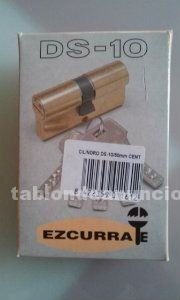BOMBILLO CERRADURA SEGURIDAD EZCURRA DS-10 60MM