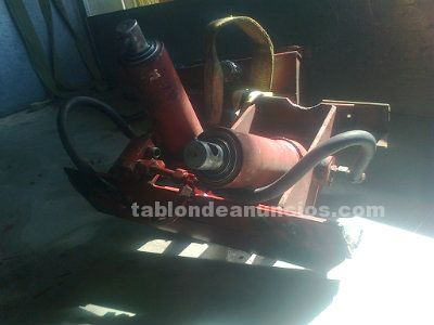 Vendo equipo hidraulico