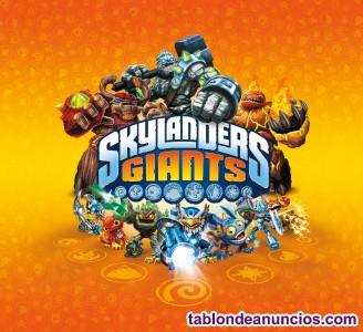 Skylanders – figuras 20 en total: todas ellas muy evolucionadas