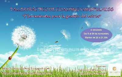 Curso de coaching y mindfulness