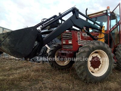 Tractor fiat 110-80dt
