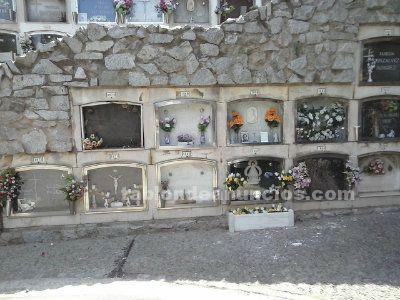 Se vende nicho. Cementerio de montjuic