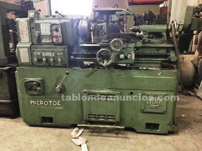 Torno paralelo microtor d330 np