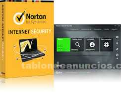 Antivirus norton internet system