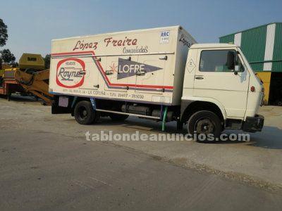 Camión frigorífico / heladero man 6100f
